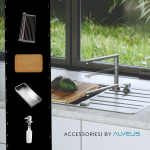 Accessories for kitchen sink