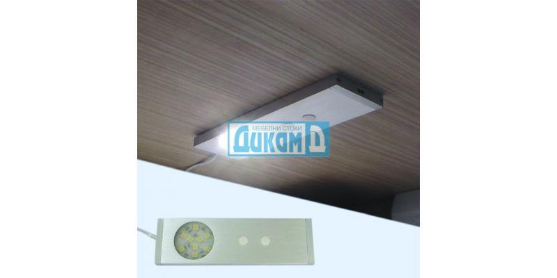 Осветление за гардероб и спалня