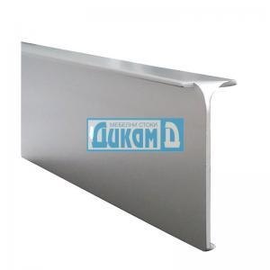 Съединителна лайсна право/криво за плот 28 мм