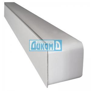 Страничен кант - лайсна за плот 38 мм