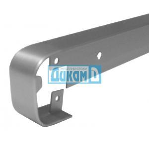 Съединителна лайсна, право/право, обхващаща за плот 38 мм