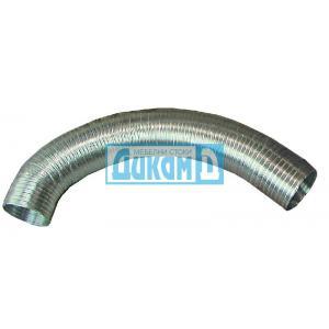 Гъвкав алуминиев въздуховод 3 метра