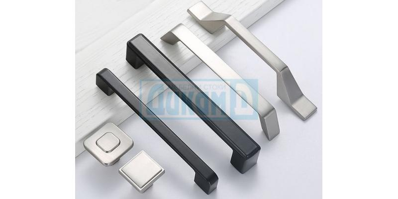 Standard furniture handles