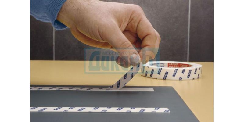 Adhesive tape, stretch film, mounting and insulating tapes