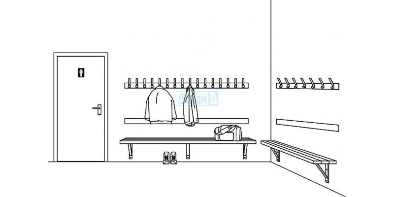 Furniture hangers