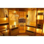Lighting for wardrobe and bedroom