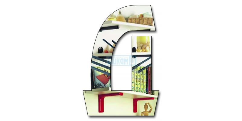 Shelf carriers and shelf holders