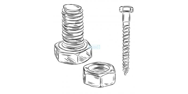 Fasteners and fasteners