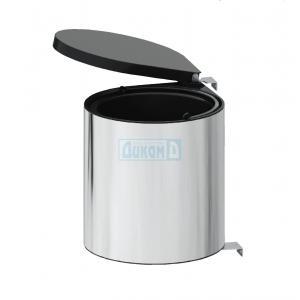 Кухненска кофа за вграждане в кухненски шкаф хром-неръждаема