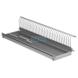 Отцедник за вграждане в горен шкаф, едноред, вертикален, EVO LINE