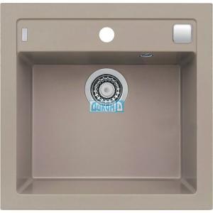 Гранитна кухненска мивка Формик 20, за шкаф 50 см