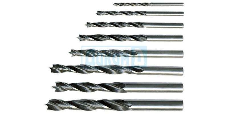 Drills, drill bits, discs and other tools