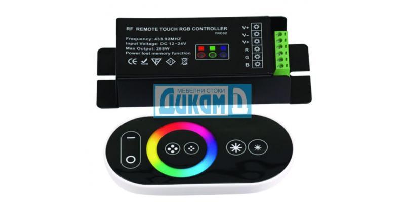 Сензори, димери, контролери и прекъсвачи за ЛЕД осветление
